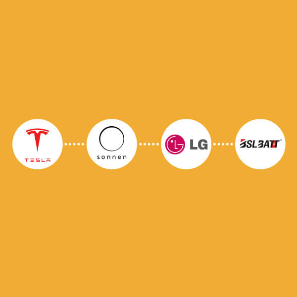 How do solar batteries compare? Tesla Powerwall vs. Sonnen eco vs. LG Chem RESU vs. BSLBATT Home Battery